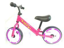"""Enfants Vélo Équilibre Métal Running Walking Training Bicycle - 12"""" - avec lumière -"""