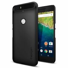 Spigen Nexus 6P Thin Fit Black Premium Case (SGP11814)
