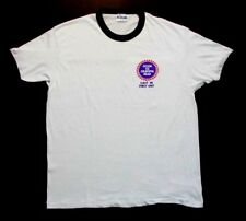 Grateful Dead Shirt T Shirt Vintage 1983 GD Road Crew Last In First Out XL New !