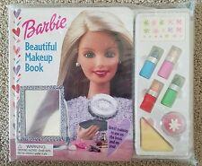 BARBIE Beautiful Makeup Book Vintage 2000 Mattel Written by Judy Katschke