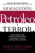 Armagedón, Petróleo y Terror: Lo que dice la Biblia acerca del futuro-ExLibrary