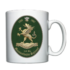 3rd Battalion, The Monmouthshire Regiment - Personalised Mug / Cup