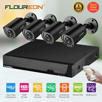 8CH HD 3000TVL 1080P CCTV Security Camera System Outdoor Video Surveillance DVR