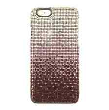 Faded Purple Made with Swarovski Crystal Bling Rhinestone Gem Case iPhone 6 Plus