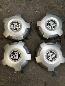 GENUINE HOLDEN RG COLORADO WHEEL CENTRE CAP FOR STEEL WHEELS ONLY - 94713406 X4
