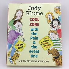 Cool Zone with the Pain and the Great One CD Audiobook by Judy Blume Unabridged