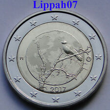 Finland speciale 2 euro 2017 Natuur UNC