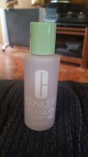 Clinique Clarifying Lotion 2 Twice A Day Exfoliator Dry Combination Skin