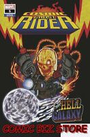 COSMIC GHOST RIDER #5 (OF 5) (2018) 1ST PRINTING SUPERLOG VARIANT COVER MARVEL
