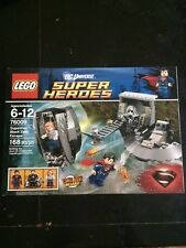 LEGO DC Universe Superheroes 76009 Superman Black Zero Escape NIB Sealed Retired
