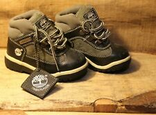 "Timberland Classic Black Toddler Youth Kids Size 6M Boots 6"" Long"