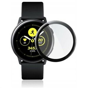 For Samsung Galaxy Watch Active2 44mm Full Cover Screen Protector