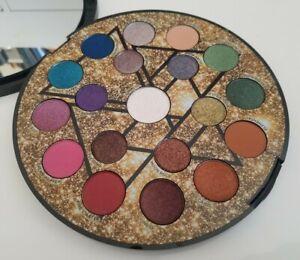 New * URBAN DECAY * Elements Eyeshadow Palette * Matte Metallic Shimmer