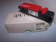 EUCHNER NM11VZA-SM4 SAFET SWITCH 085626 NEW IN BOX