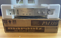 Marantz PM-310 25w to 8ohms (1981-82) japanese retro vintage amplifier