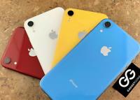 Apple iPhone XR | AT&T - T-Mobile - Verizon Unlocked | 64GB - 128GB - 256GB