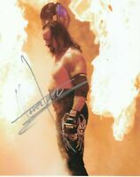 Undertaker WWE Autographed Signed 8x10 Photo REPRINT