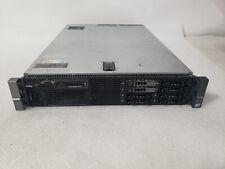 """Dell PowerEdge R710 2.5"""" 2x L5640 2.26ghz Hex Core  72gb  2x 300gb 10k  Perc6i"""