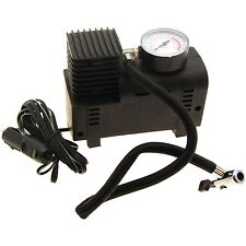 12V AMTECH MINI AIR COMPRESSOR TYRE INFLATOR PORTABLE AIR PUMP COMPRESSOR 250PSI