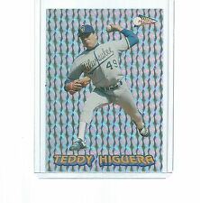 1993  PACIFIC BASEBALL SPANISH PRISM TEDDY HIGUERA #16
