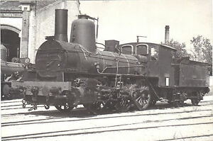 Fotografia - Locomotiva A Identificare (G4847)