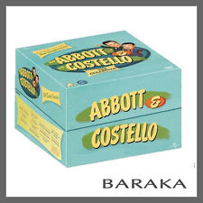 Abbott And Costello The Collection 13 Disc DVD Box Set New & Sealed dent sales