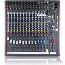 Allen & Heath Zed-16FX Mixer w/ FX for Live Sound and Recording - Open Box