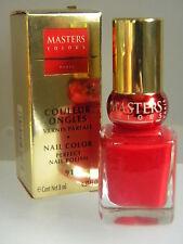 MASTERS COLORS COULEUR ONGLES VERNIS PARFAIT NAIL COLOR PERFECT NAIL rouge 91