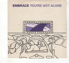 (HE971) Embrace, You're Not Alone - 2000 CD