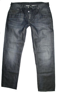 Pepe London Herren Jeans HOXTON Straight W34 L32 blau
