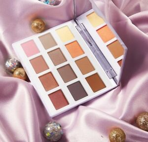 BH Cosmetics Marble Collection - Warm Stone Eyeshadow Palette✔️Tracked Postage