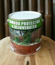 Bamboo Protector & Rejuvenator Lacquer - 4L - Clear - Sydney NSW