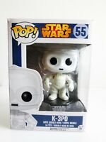 Funko Pop Star Wars #55 K-3PO Vinyl Bobble Head Figure F/S Japan