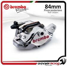 Brembo pinza freno post Supersport CNC P2 34 INT 84 mm nichelata Aprila/Ducati