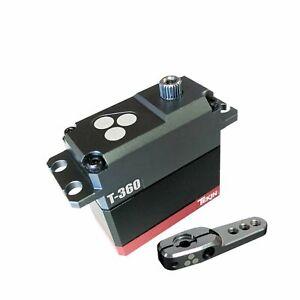 Tekin T-360 Digital Hi-Speed Programmable Servo (High Voltage) (TEKTT1506)