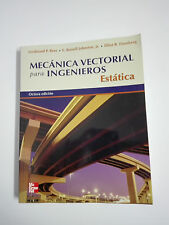 LIBRO MECANICA VECTORIAL PARA INGENIEROS Estatica 8ª Edicion Español McGraw Hill