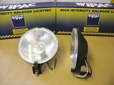 WIPAC 6 3/4 pollice Wipac Guida Luci Illuminazione Spot 12volt 55watt ALOGENE la1009