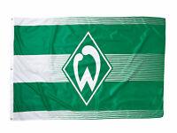 SV Werder Bremen Flagge Fahne Lizenz Produkt  120x180cm Ösen UVP 24,99 €