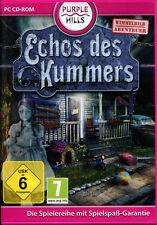 Echos Des Kummers - PC Spiel Game - Purple Hills - Wimmelbild