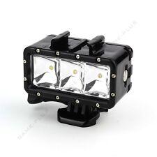 Underwater Waterproof Diving Spot Light LED Mount for GoPro Hero 5 4 3+ 3 SJ4000