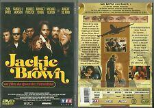 DVD - JACKIE BROWN avec ROBERT DE NIRO, PAM GRIER / COMME NEUF - LIKE NEW
