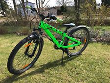 Kinderfahrrad Scott Voltage, 24 Zoll, Mountainbike, grün