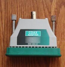 Fluke Microtest OMNIScanner Coax Adapter 2950-4004-01 For OMNIScanner USED