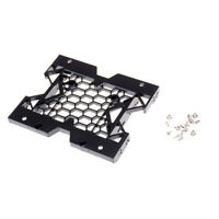 "Hot 5.25"" to 3.5"" 2.5"" SSD Hard Drive Adapter TRAY with Screws can mount Fan E&F"