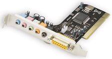 Soundkarte ultron PCI 5.1 Kanal UltraSound Gameport 9484 3(XB9484)