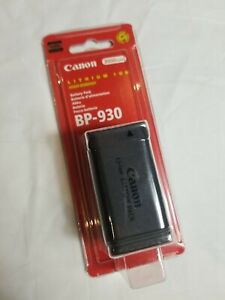Canon BP-930 Li-Ion Camcorder battery pack 3000mAh