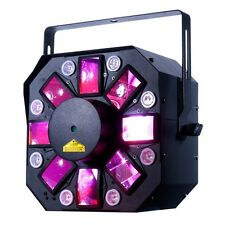 American DJ Stinger II 3-in-1 Moonflower Strobe Laser DJ Disco Lighting Effect