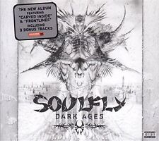 Soulfly Dark Ages Limited Edition CD New Sealed