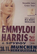 Emmylou Harris Concert Poster 2003 Stumble Into Grace