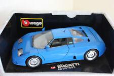 Bugatti EB110 1/18 Burago